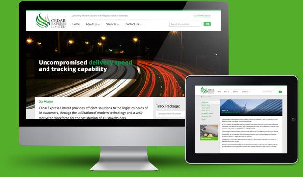 cedar-express-responsive-website-design