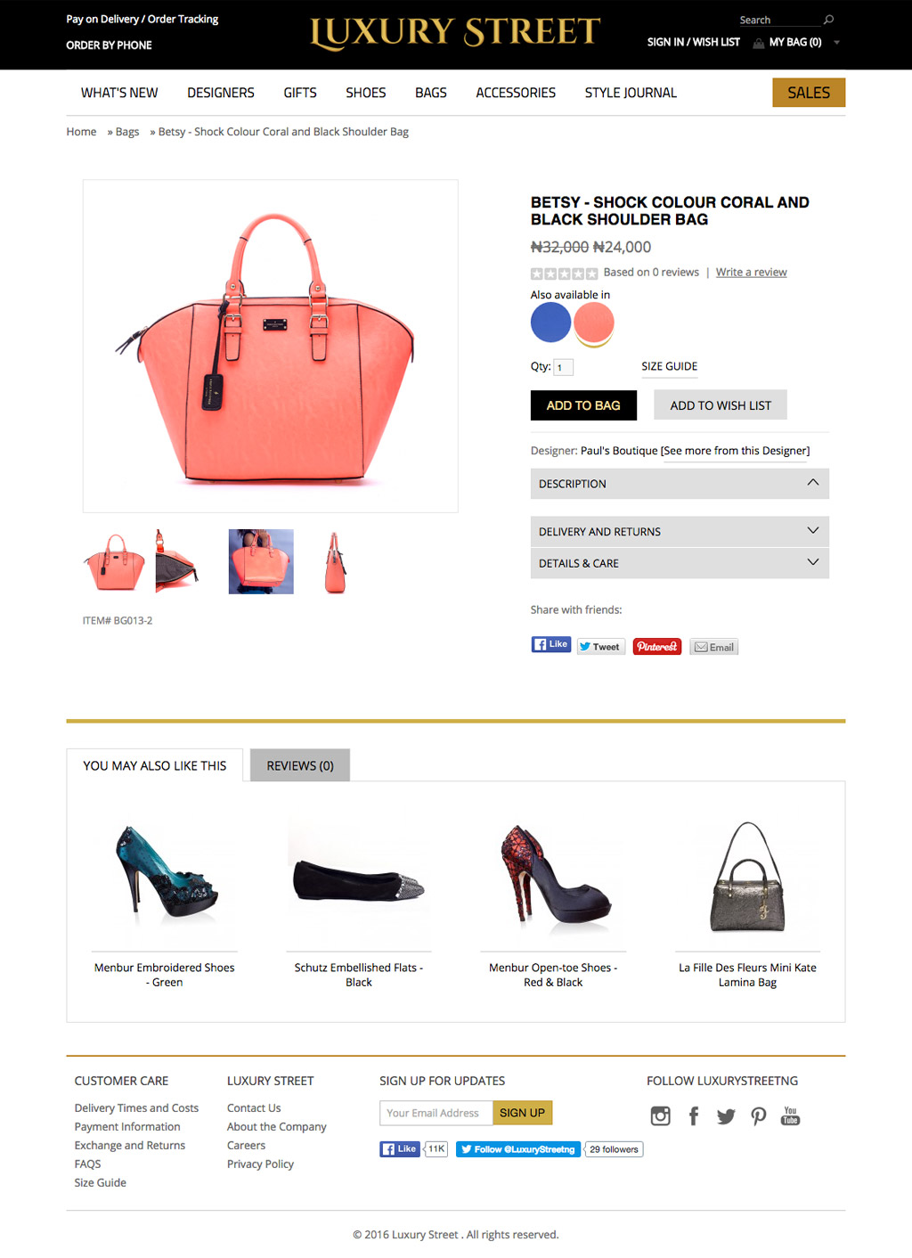 luxury-street-ecommerce-website-product-page