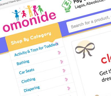 omonide-online-store-ecommerce-developer