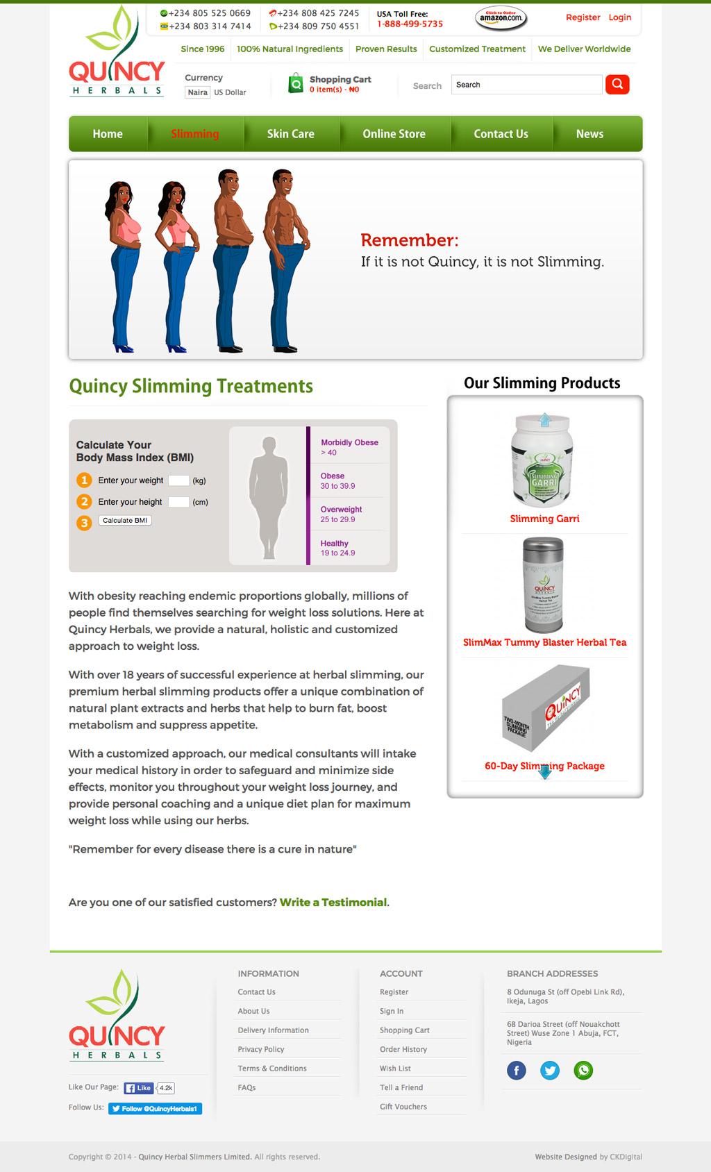 quincy-herbals-website-development-nigeria