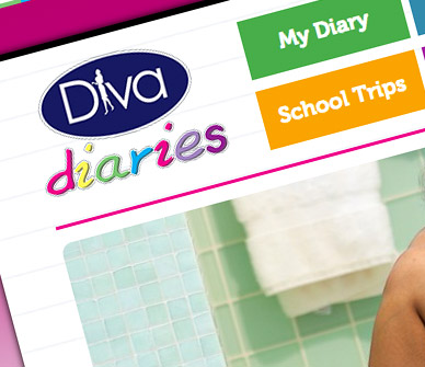diva-diaries-blog-website-design-and-development