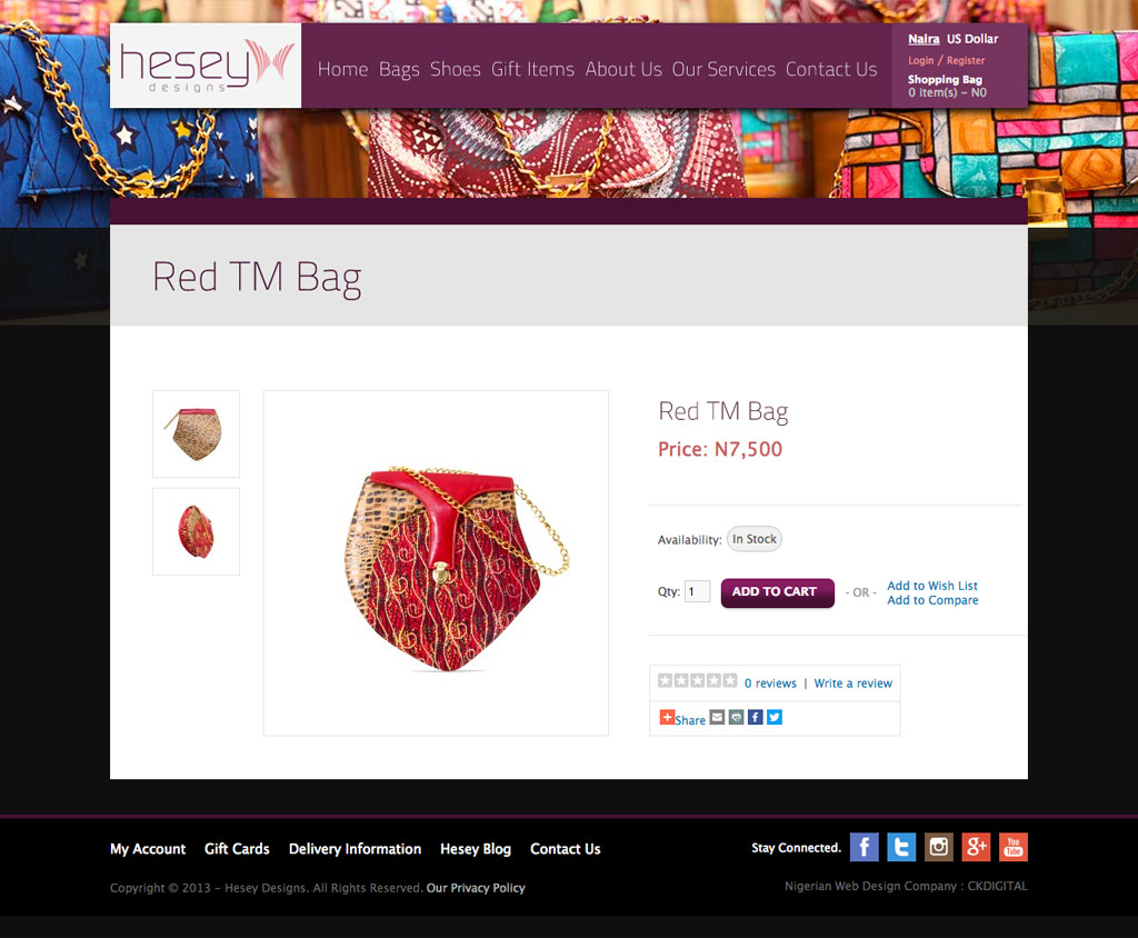 hesey-designs-ecommerce-website-product-page-development