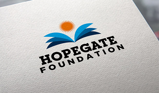 hopegate-foundation-logo-identity-design