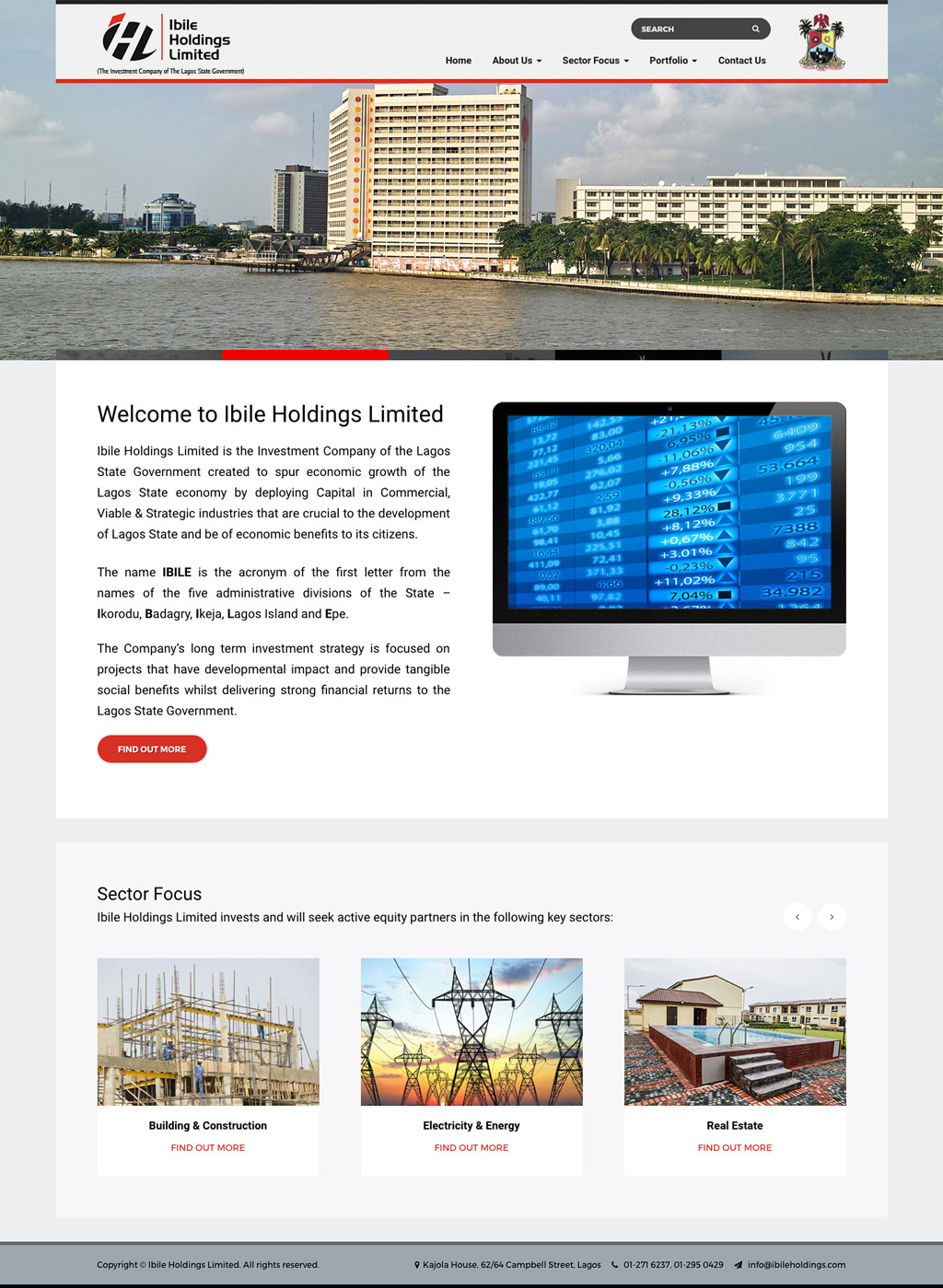 ibile-holdings-website-designer