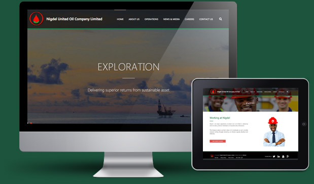 nigdel-responsive-website-development