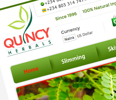 quincy-herbals-website-designer-nigeria