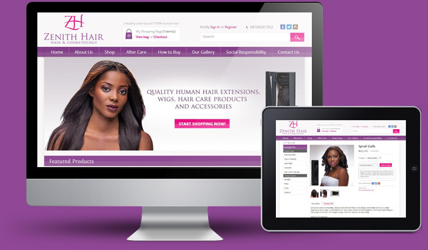 zenith-hair-responsive-website-development-