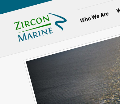 zircon-marine-corporate-website-design