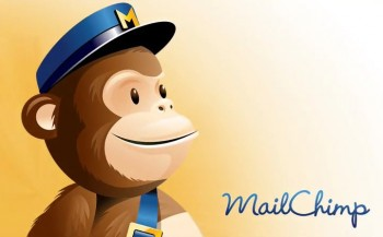 MailChimp: email service provider.