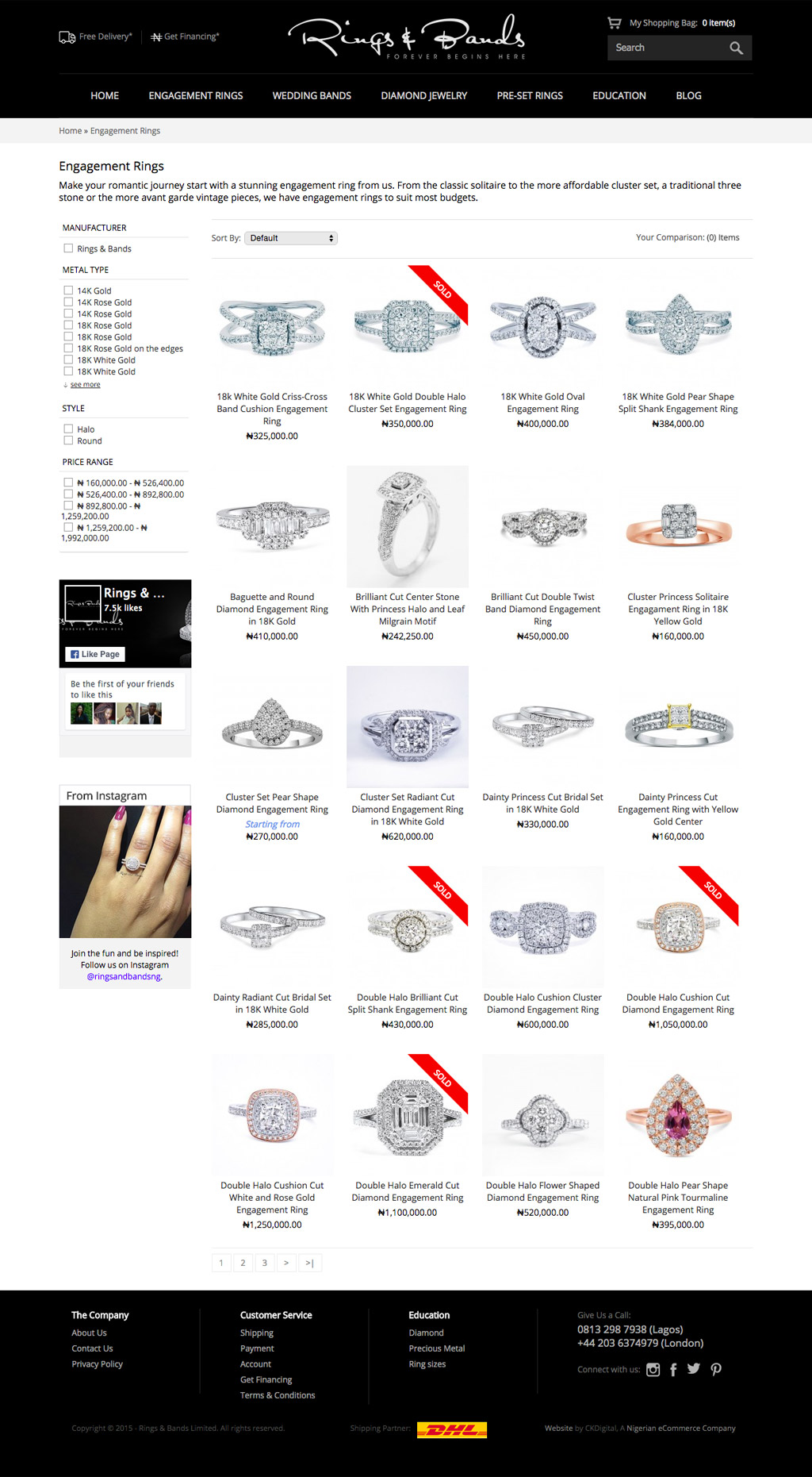 rings-and-bands-ecommerce-website-developer-lagos