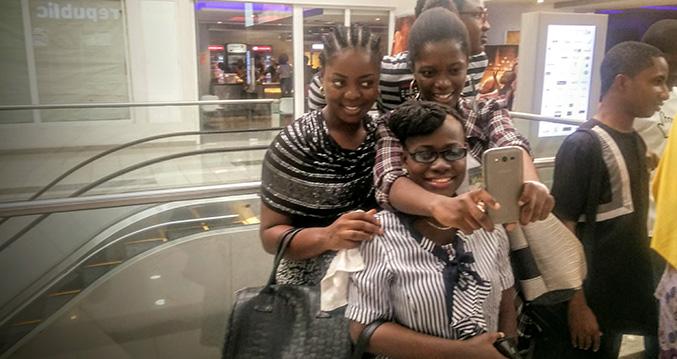 Chinwendu Mbama, Racheal Okeyemi, Tosin Adeleye