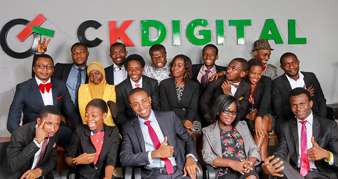 CKDigital nominated as Web Development Company of the Year 2016