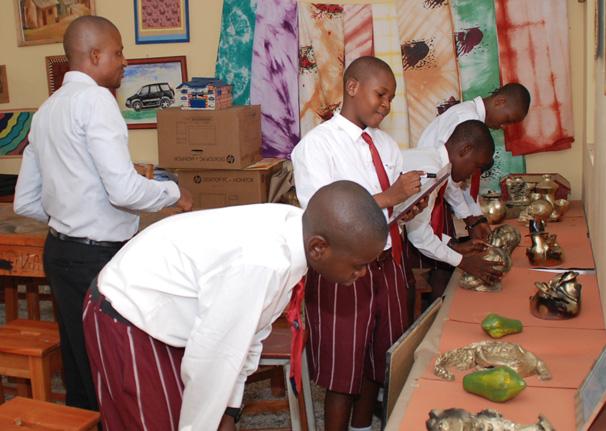 Infant Jesus Academy - Education Website Design