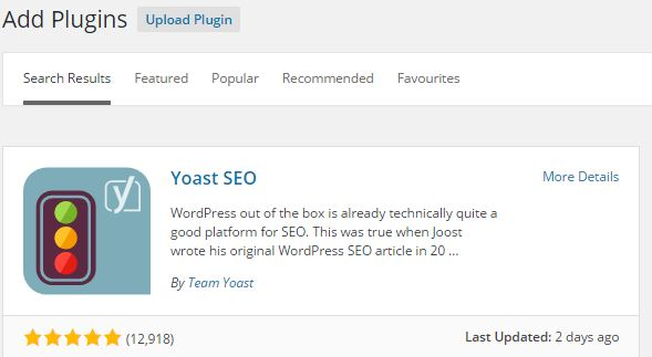An overview of how yoast can help increase SERP rankings