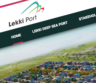Lekki-Port-Website-Design-portfolio-featured