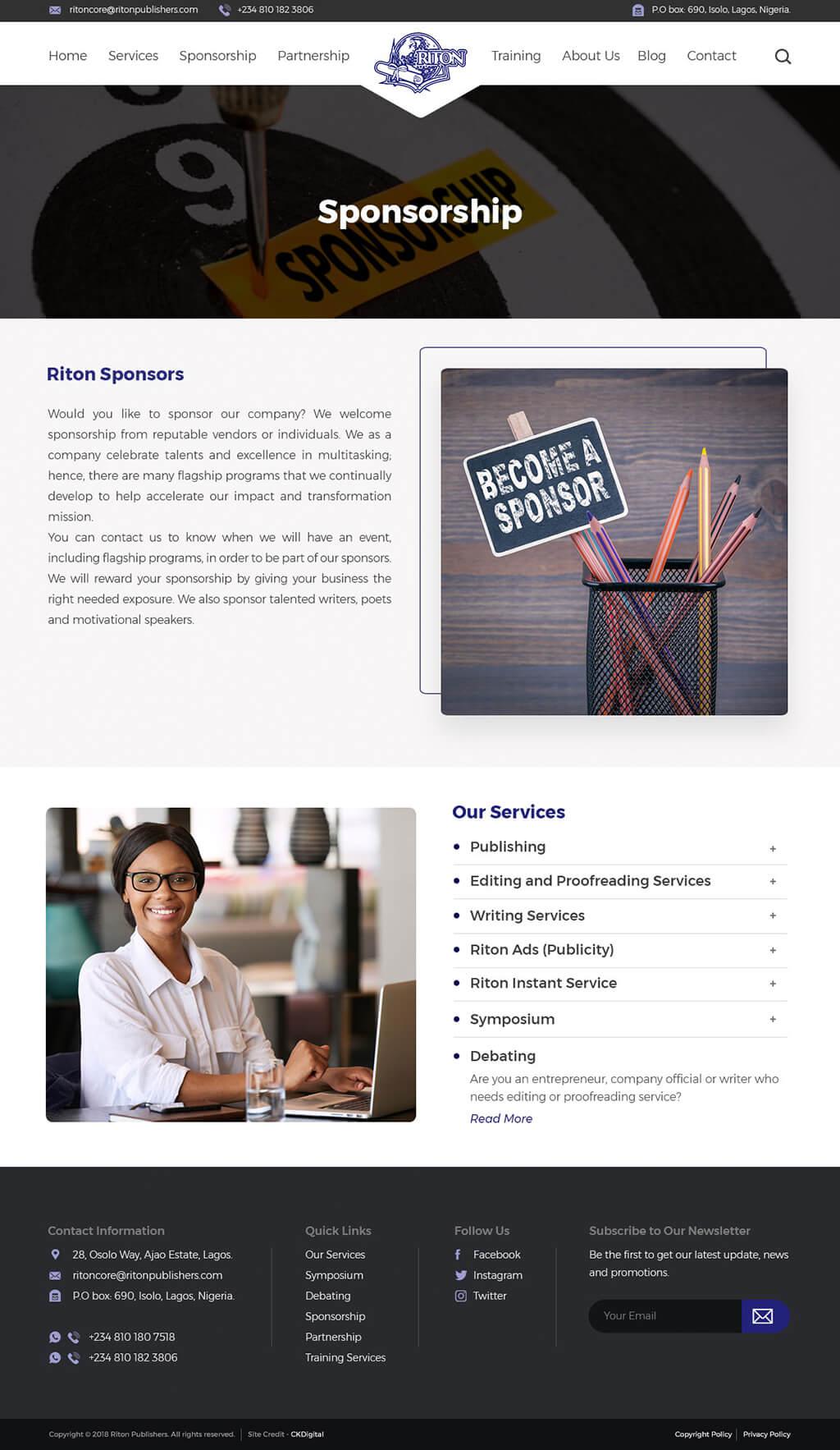 riton-publisher-web-design-project-page-2